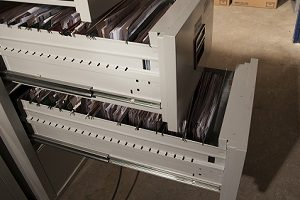 financial services records management