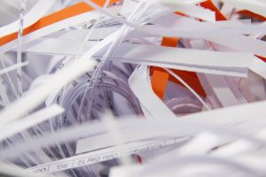 legal shredding services